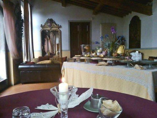 Casa Biancalana: Sala della colazione