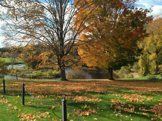 Paradise Pond, Smith College