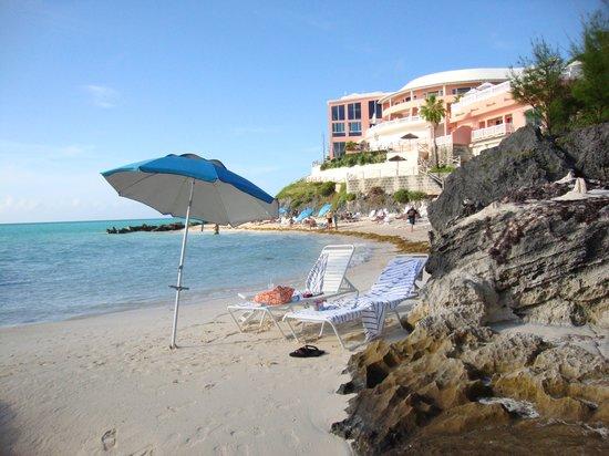 Pompano Beach Club : Beach