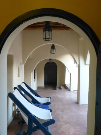 Riad Baoussala: belle perspective!!