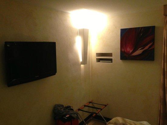 Les Fleurs Luxury House: TV