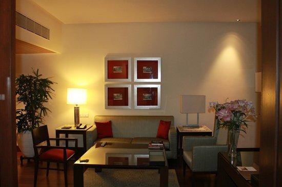 The Oberoi, Mumbai: Lounge