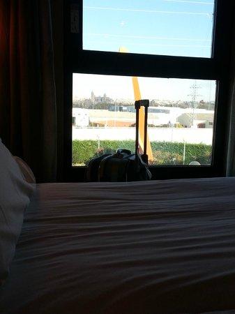 TRYP Salamanca Montalvo: Vista desde la habitación