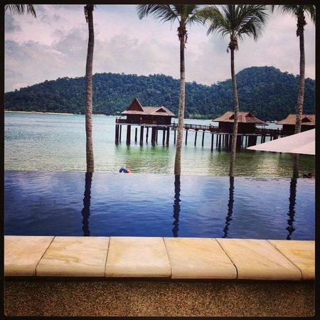 Pangkor Laut Resort: Infinity pool