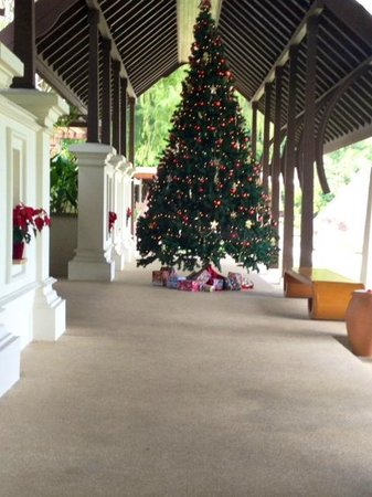 Pangkor Laut Resort: christmas feel was truly here!