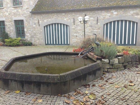 Les Jardins De La Molignee : Außenbereich