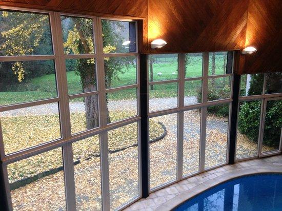Les Jardins De La Molignee: Pool
