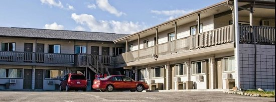 The Canterbury Inn: Hotel View