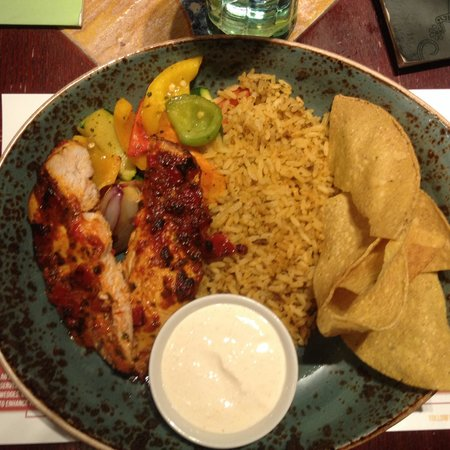Chiquito - Cardiff Bay - Red Dragon Centre: Lovely
