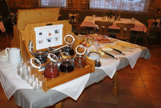 Gästehaus Fellner: Frühstücksbüffet