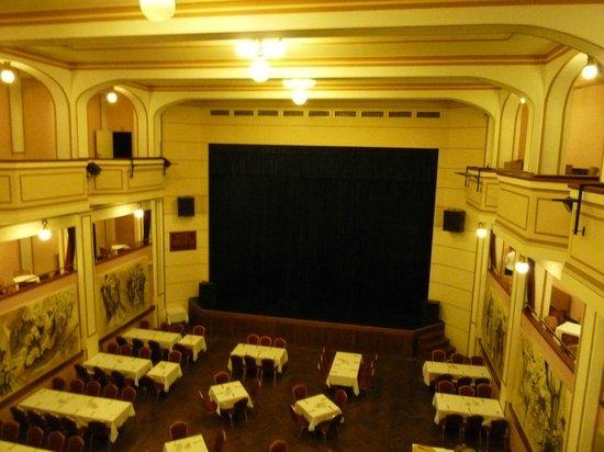 Hotel Ariston & Ariston Patio: Salle du petit déjeuner