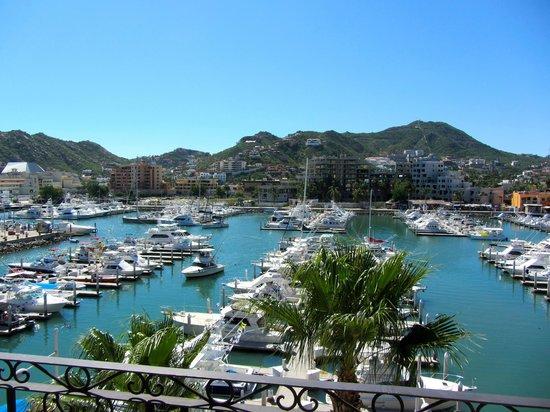 Marina Fiesta Resort & Spa : Marina view