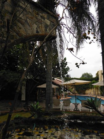 Quinta Don Jose Boutique Hotel: Nice outdoor areas