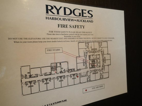 Rydges Auckland: 1