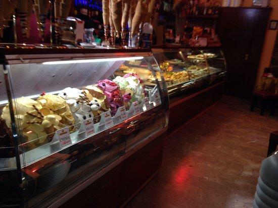 Hotel Brunelleschi: Les bonnes glaces!!