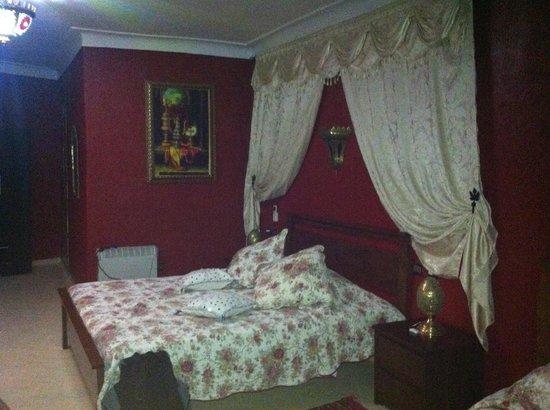 Dar Aliane : Sahara room