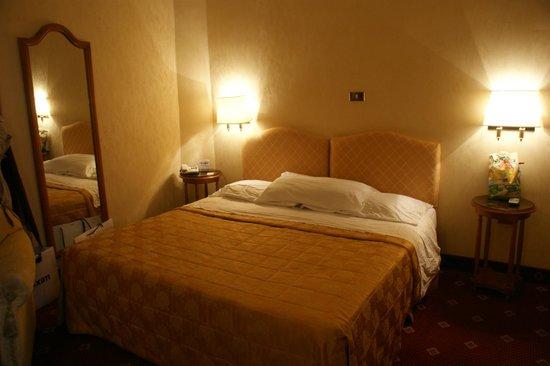 Pace Helvezia Hotel: двухместный номер