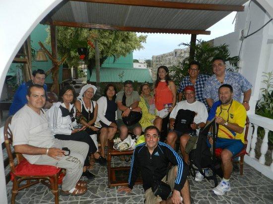 Hosteria Cabanas Casaplaya: Para sus reuniones de trabajo, familiares o amigos
