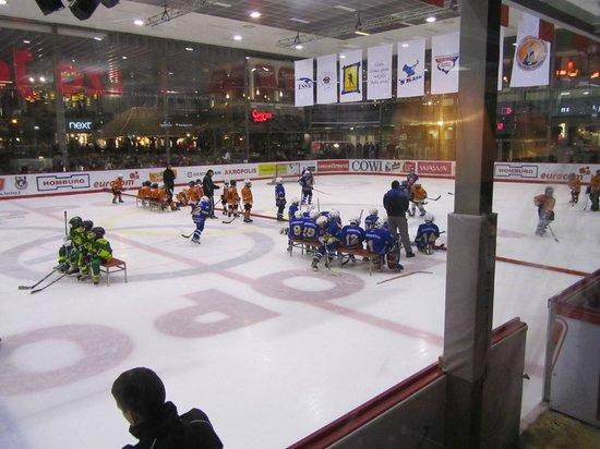 Akropolis: ijshockey junioren