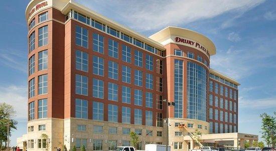 Drury Plaza Hotel Nashville Franklin: Exterior
