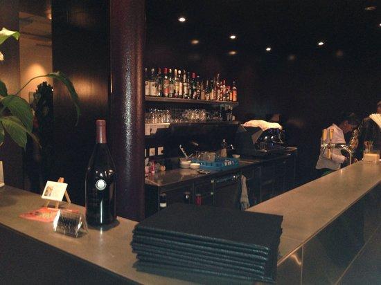 Auberge Communale: Le bar