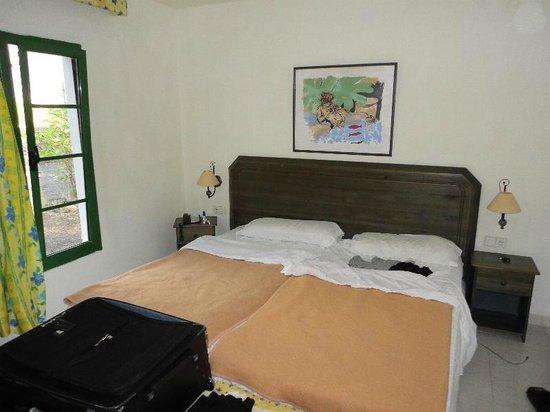 THB Royal: Schlafzimmer für Ehepaar