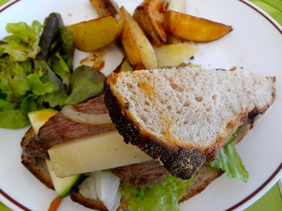 Kilucru : Kil's burger, 13 euros
