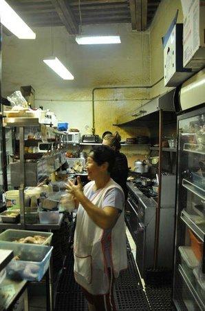 Casa Ofelia Rest-Bar: Kitchen