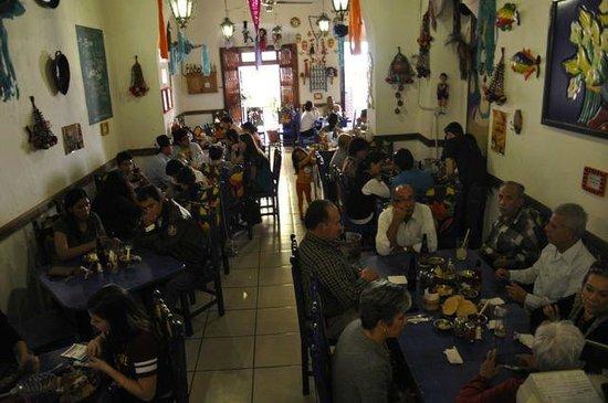 Casa Ofelia Rest-Bar: Restaurant