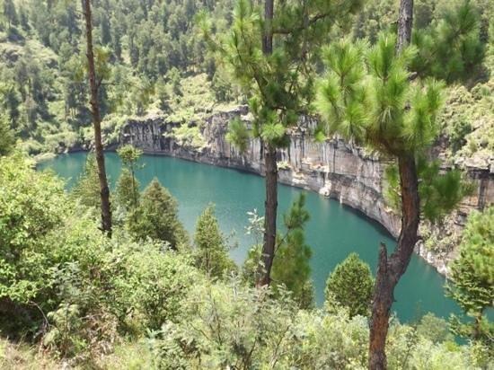 Lac Tritriva : Beautiful!