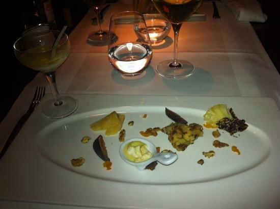 Restaurant Nobel: selezione di formaggi