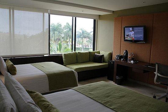Presidente InterContinental Cancun Resort: Room 228.