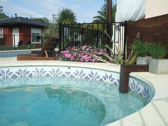 Las Moraditas Apart hotel - Cabanas: hidromasaje climatizado