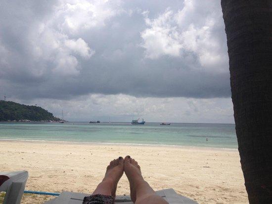 Mali Resort Pattaya Beach Koh Lipe: Beach