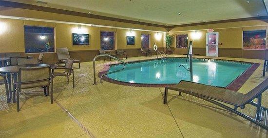 Hampton Inn & Suites Palestine: Pool