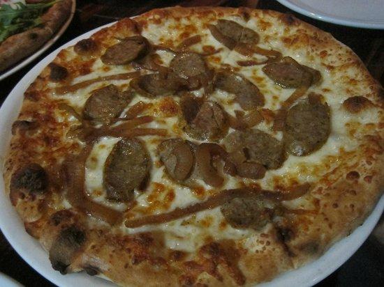 Neo Pizzeria: Salsicia Pizza