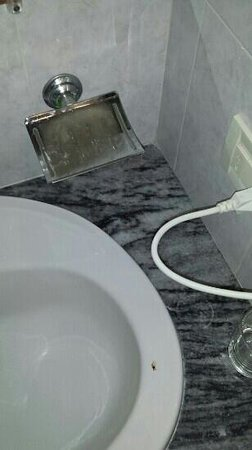 Be Live Experience Las Morlas: lavabo
