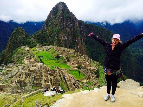 Intense Peru: Machu Picchu, not all those who wander are lost