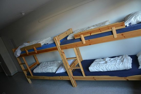 Anker Hostel: Beds in 8 people room
