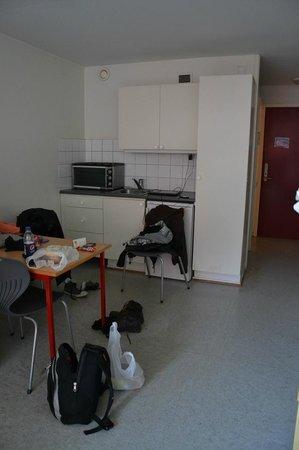 Anker Hostel : Kitchen