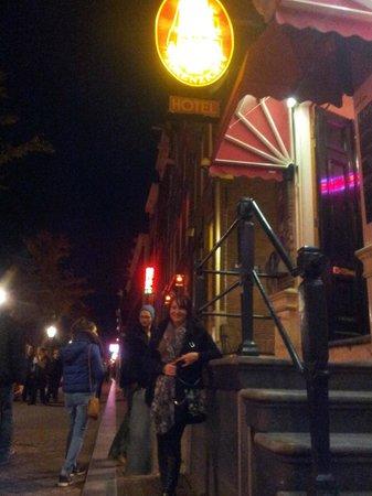 Hotel Torenzicht : Outside