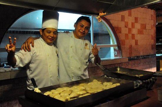 Allegro Cozumel: They make incredible food!
