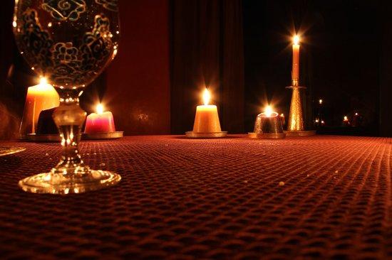 Dar Ahlam: Dining Room