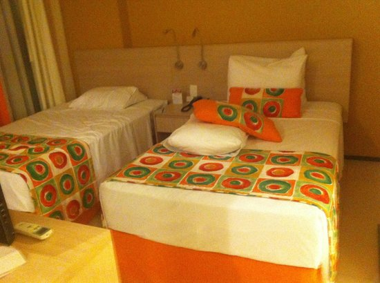 Quality Hotel Manaus: Quarto 4