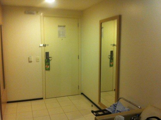 Quality Hotel Manaus: Quarto 2