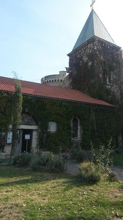 Saint Petka's Chapel : Снаружи