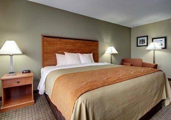 Comfort Inn Marion: Room