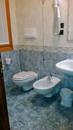 Hotel al Pino Verde: bagno