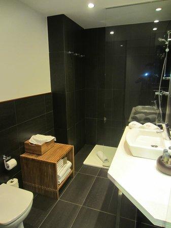 Hotel Villa Emilia: salle de bains