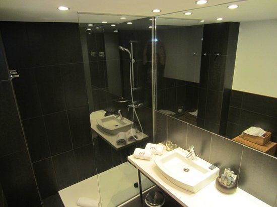 Villa Emilia: salle de bains